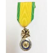 Médaille Ordonnance