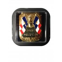 Insigne de Porte Drapeau recto