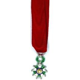 Réduction de Chevalier de la Légion d'Honneur (Recto)